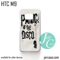 Panic at the disco Phone Case for HTC One M9 case and other HTC Devices