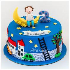 Memo ve Ay / Birthday Cake