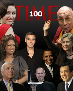 Time Magazine Top 100 Most Influential People in the World. Recruitment Services, Extraordinary People, Influential People, Time Magazine, Inbound Marketing, Lead Generation, Looking Up, Beautiful People, The 100