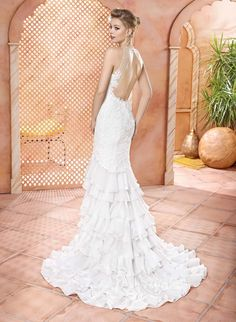 Vestido de Novia de Valerio Luna - VL5903