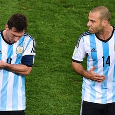 Lionel Messi a different leader - Argentina coach Gerardo Martino
