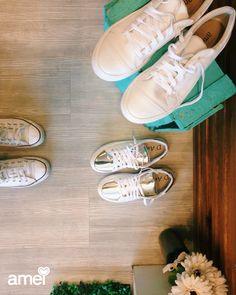 tri pé(s) ❤ #lojaamei #tenis #tenisbranco #moda #fofo #branco #pe