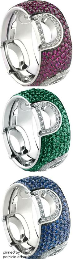 Damiani. Dream Rings
