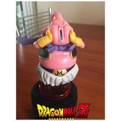 GASHAPON Dragon Ball Z World Collectible Series 1 MAJIN BOO SURPRISED.