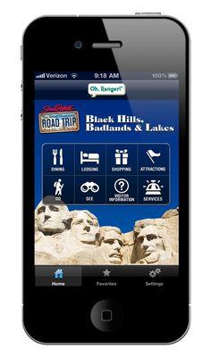Black Hills & Badlands of South Dakota Travel App - Free Download