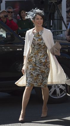 dailymail: 100th Anniversary of the 1915 Constitution, Tivoli Hotel, Copenhagen, June 5, 2015-Crown Princess Mary
