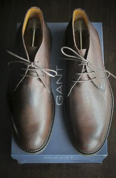 - The Perfect Boots by GANT 2013
