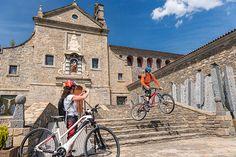 Hotel Barceló Monasterio de Boltaña el único de cinco estrellas en Huesca con el sello de calidad Bikefriendly