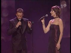 Sissel and Russell Watson - Bridge Over Troubled Water