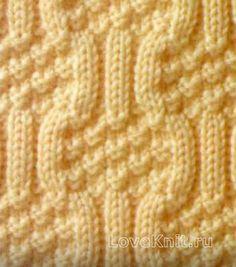 Pattern № 106 Poncho Knitting Patterns, Knitting Stiches, Crochet Cardigan Pattern, Arm Knitting, Knitting Designs, Knit Patterns, Stitch Patterns, Knit Crochet, Stitch Book