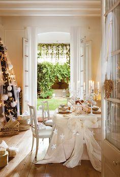 Binnenkijken | Landelijk kerst huis klaar voor het kerstdiner – Stijlvol Styling - WoonblogStijlvol Styling – Woonblog