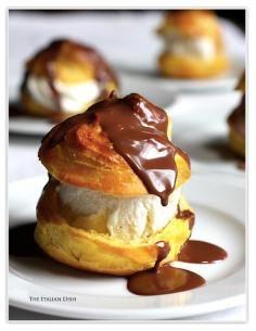Recipe: Cream puff recipes / Cream Puffs Recipe - tableFEAST