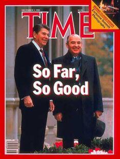 Research Paper on Mikhail Gorbachev?