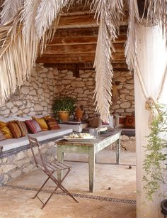 A RUSTIC YET MODERN VILLA ON IBIZA | the style files