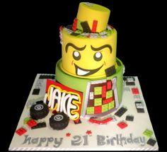#Lego cake  - Sweet Madness Cake Designs, Boutique Cake Studio, Croydon Hills, VIC, 3136 - TrueLocal