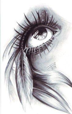 eye drawing | Tumblr | Doodles