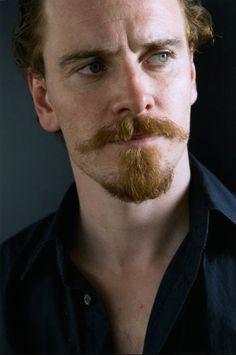 I love the mustache!!