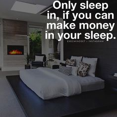 Residual income is the way to do it! .