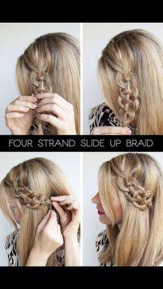 Easy Hair Sytle