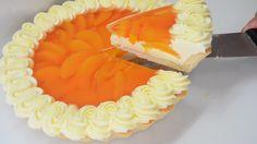 Aprende a hacer una tarta de duraznos, con todos los trucos para que la crema quede firme y logres una tarta perfecta.