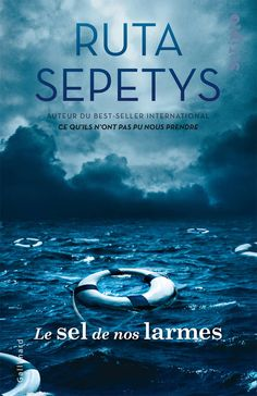 French edition of Salt to the Sea