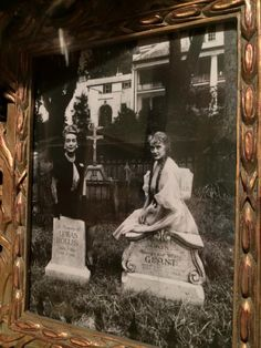In the 1960's Hush Hush Sweet Charlotte was was one the scariest movies of its time. It was filmed at @houmashouse. This photo was taken on set on the front lawn.