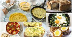 ¡50 maneras de cocinar huevos!