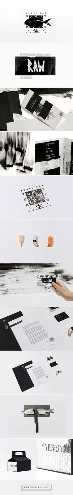 Raw on Behance... - a grouped images picture - Pin Them All