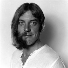 Co Rentmeester :: Donald Sutherland: Portraits of an Actor's Actor, 1970