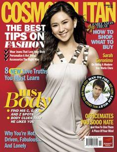 SARAH GERONIMO November 2008 That's Love, New Love, Filipina Beauty, Maria Clara, Love Truths, Geronimo, Loving Your Body, Celebs, Celebrities