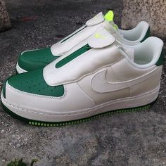 """quality design e3653 98239 After a debut in October, """"The Glove†edition of the Nike Air Force 1  Low CMFT is soon set to release in a Seattle Supersonics colorway. The  kicks are"""