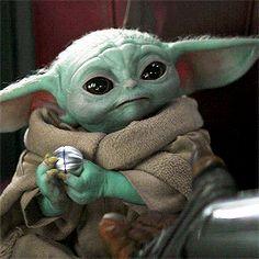 Untitled Star Wars Love, Star Wars Fan Art, Star Wars Baby, Yoda Pictures, Yoda Images, Star Wars Pictures, Star Wars Images, Yoda Gif, Yoda Meme