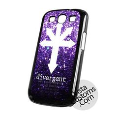I Am Divergent Divergent 5 Faction Cell Phones Cases For iPhone, Samsung Galaxy