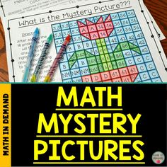 Math mystery coloring worksheets Math Coloring Worksheets, Finding Yourself, Mystery, Soul Searching