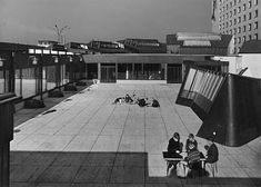 Wolfsburg Cultural Center, Germany (1958-62) | Alvar Aalto