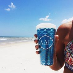 Summer's been great, but only one more month until we're all back in the Kappa Kastle! #adpikappasummer16