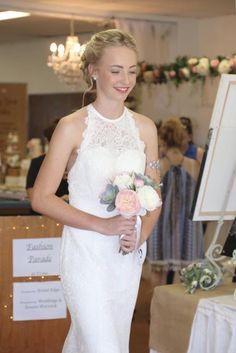 Lace halter by bridaledge.com.au under $1000