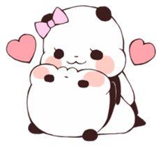 Love Love Yururinpanda - 個人原創貼圖