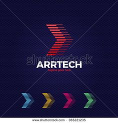 Find Digital Move Logo Tech Arrow Logo stock images in HD and millions of other royalty-free stock photos, illustrations and vectors in the Shutterstock collection. Print Design, Logo Design, Graphic Design, Wind Logo, Move Logo, Robot Logo, Academy Logo, Arrow Logo, Wayfinding Signage