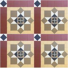 Pattern - Bristol Continuous Design