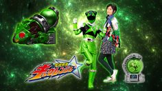 Chameleon Green (Uchuu Sentai Kyuranger) by END2303 on DeviantArt