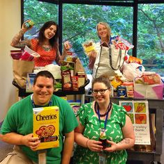 Our @communityhealthplanwashington Mission Committee is excited to announce that 314 food items & 64 pounds of rice were collected in our Fight Summer Hunger Food Drive benefitting Rainier Valley Food Bank!