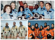 The crews of Apollo 1,space shuttles Challenger and Columbia.  http://astronomyvideos.net