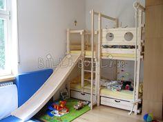 Etagenbett Dreistöckig : Cooles kinderzimmer für jungs. zuckersüße rabatte auf