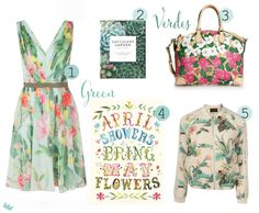 Awesome floral print fashion and goodies on my blog: www.53countesses.blogspot.com