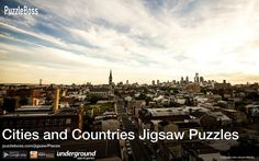 Cities and Countries Jigsaw Puzzles by PuzzleBoss