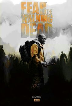 MORGAN JONES - FEAR THE WALKING DEAD