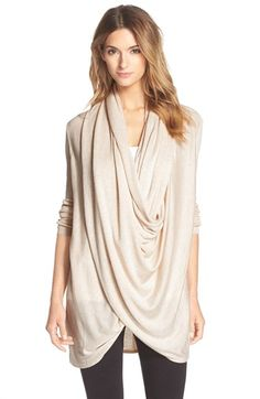 Free shipping and returns on Nordstrom LongWrap Cardigan at Nordstrom.com. The continuousdrape of this cocoon-shaped cardimakes it an elegant choice for easygoing days.