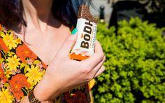 Bodhi Paleo Bars — The Dieline - Branding & Packaging Design