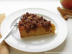 Apple Coffee Cake (Paleo) Recipe | Yummly